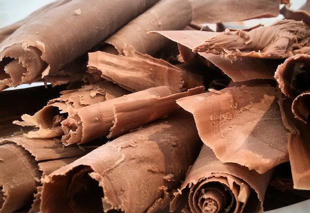 שוקולד מגורד